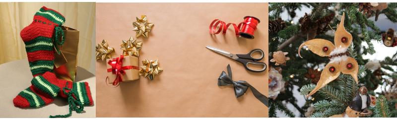 Christmas Crafts at Pearce's Pins, Ixworth