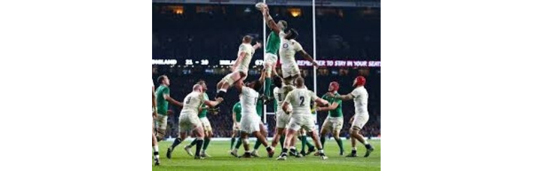 Why England rugby player Maro Itoje IS world class now